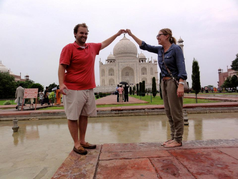 You know you've had an awesome year when a trip to the Taj doesn't crack your top 10!
