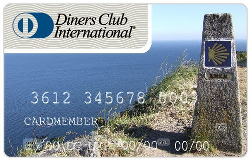 how to use Diners Club