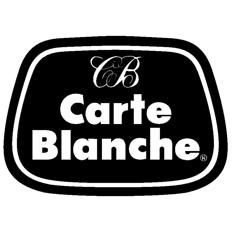Carte Blanche, the rewards program for the Diners Club credit card.