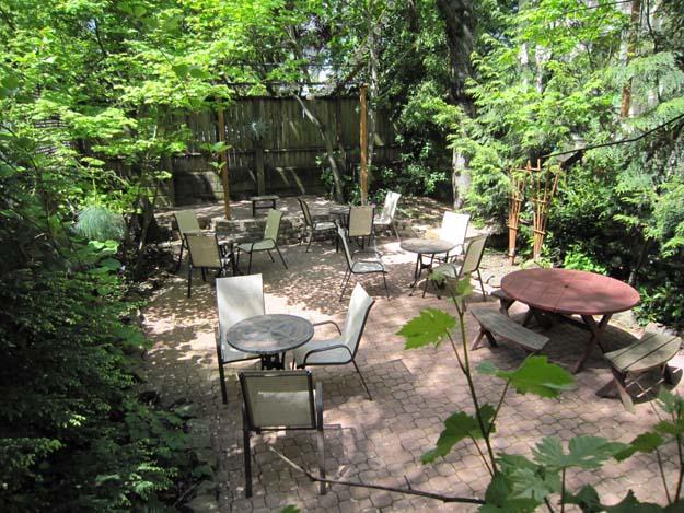 NW Portland Secret Garden