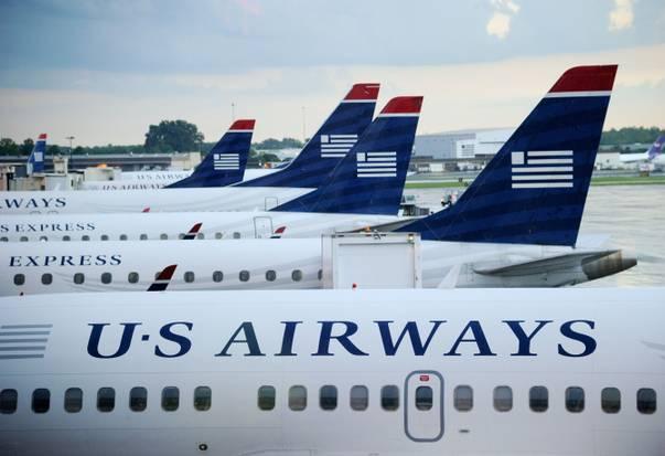 usairways planes