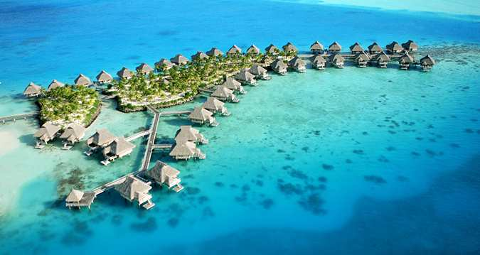 Soon, I'll finally have enough Hilton points to head to Bora Bora!