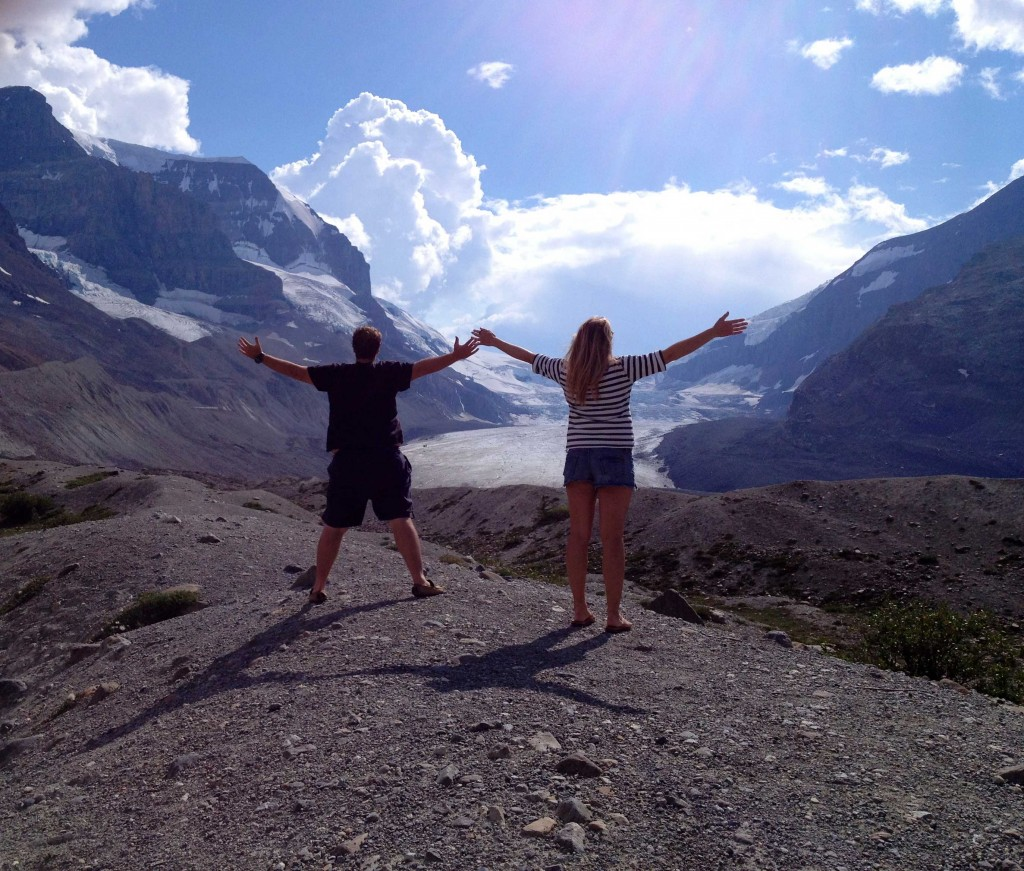 EPoP'ing the Icefield Parkway