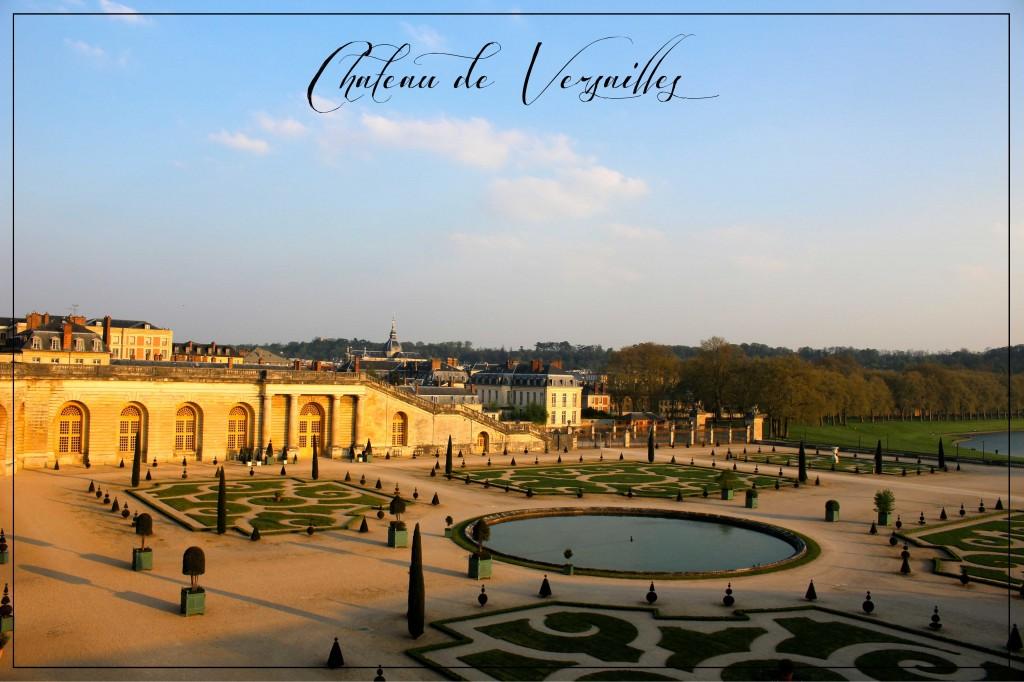 Versailles-Garden