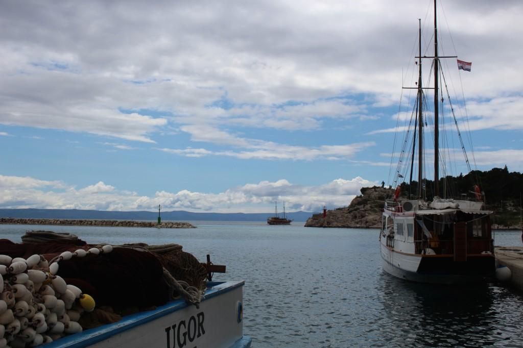 Makarska-Boats