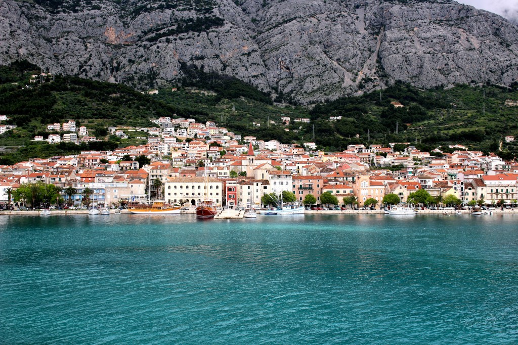 Makarska-up-close