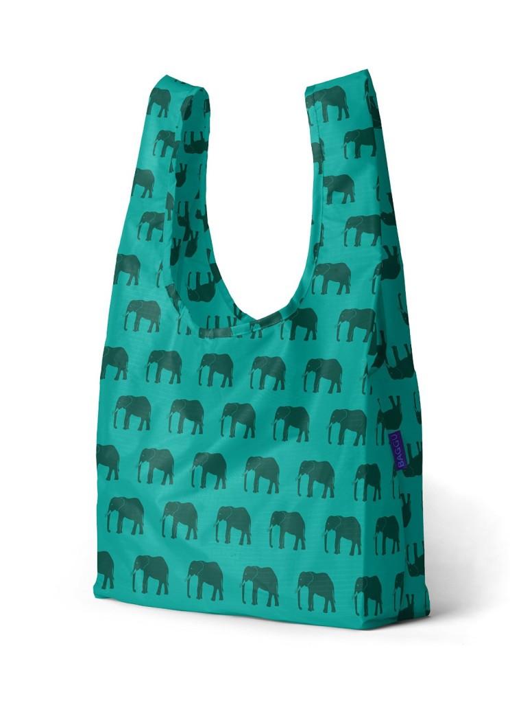 baggu elephant bag