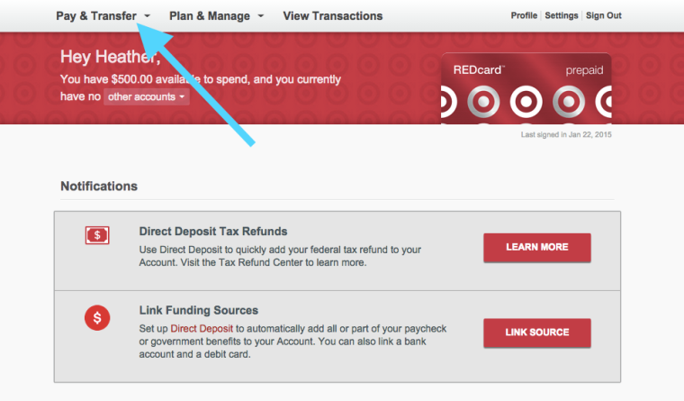 how to pay netflix bill with debit card