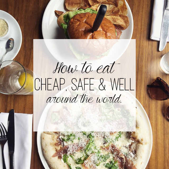 How to Eat Cheap Safe Well