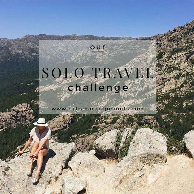 Solo Travel Graphic