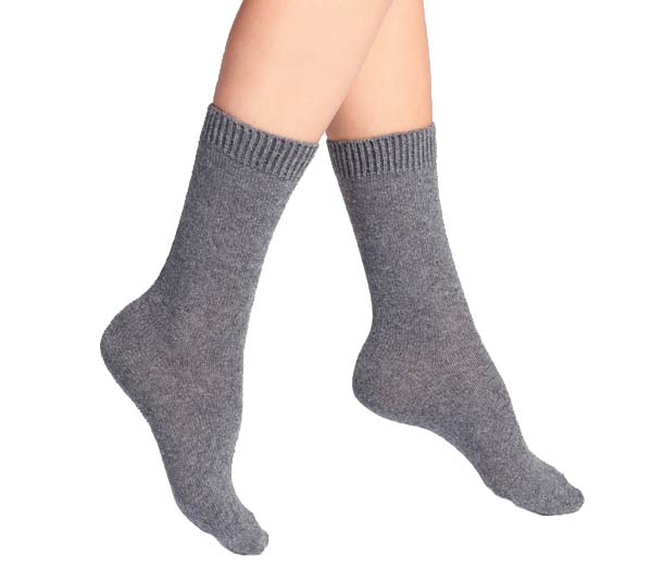 cashmere-sock